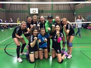 Willkommen in der Landesliga Girls