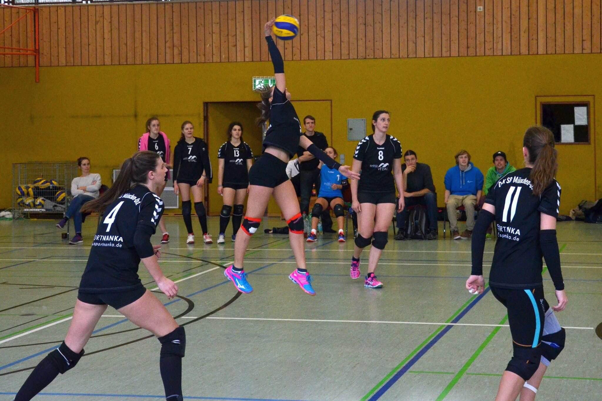 volleyball münchen ost
